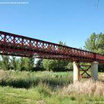 Foto Puente de Hierro de Fuentidueña 14