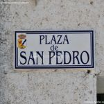 Foto Plaza de San Pedro de Garganta de los Montes 2