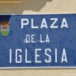 Foto Plaza de la Iglesia de Pinilla de Buitrago 1