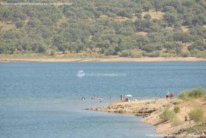 Foto Embalse de Riosequillo de Pinilla de Buitrago 11