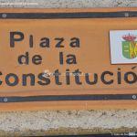 Foto Plaza de la Constitución de Gascones 1