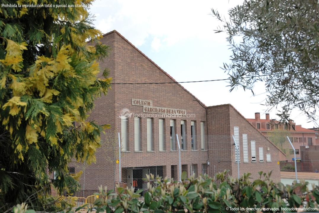 Colegio Garcilaso De La Vega Griñón