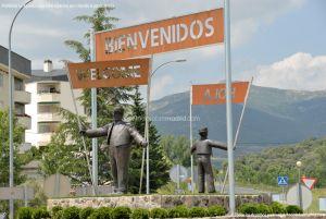 Foto Esculturas de Bienvenida en Guadalix de la Sierra 2