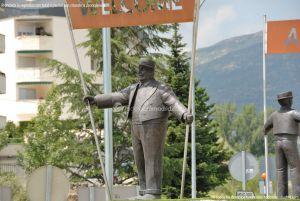 Foto Esculturas de Bienvenida en Guadalix de la Sierra 3