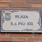 Foto Plaza Pío XII 1