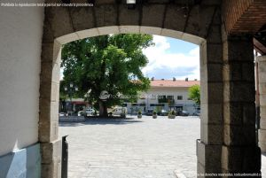 Foto Plaza Mayor de Guadarrama 17