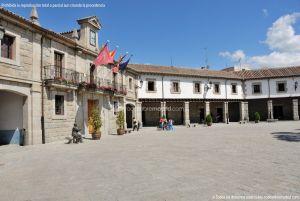 Foto Plaza Mayor de Guadarrama 18