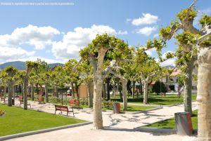 Foto Parque de la Iglesia en Guadarrama 2
