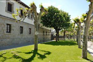 Foto Parque de la Iglesia en Guadarrama 4