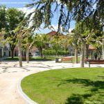 Foto Parque de la Iglesia en Guadarrama 7
