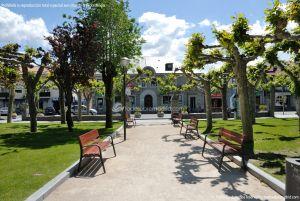 Foto Parque de la Iglesia en Guadarrama 8