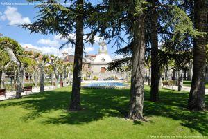 Foto Parque de la Iglesia en Guadarrama 12