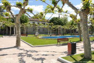 Foto Parque de la Iglesia en Guadarrama 16