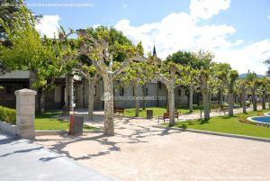 Foto Parque de la Iglesia en Guadarrama 17
