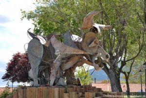 Foto Escultura Toro 5