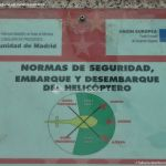 Foto Helipuerto en La Hiruela 2