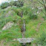 Foto Caida de agua en La Hiruela 1
