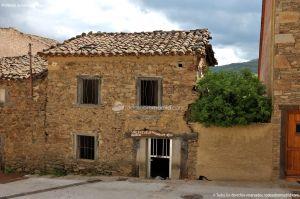 Foto Viviendas tradicionales en Horcajuelo de la Sierra 3