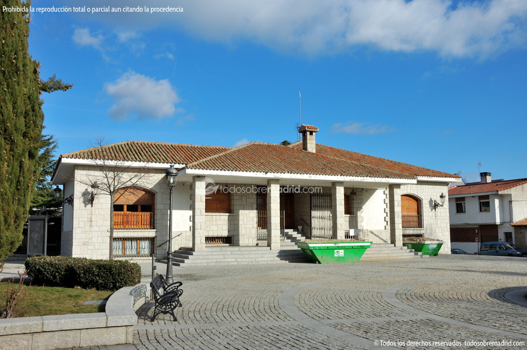 Centro Cultural De Hoyo De Manzanares 2 Todosobremadrid Com