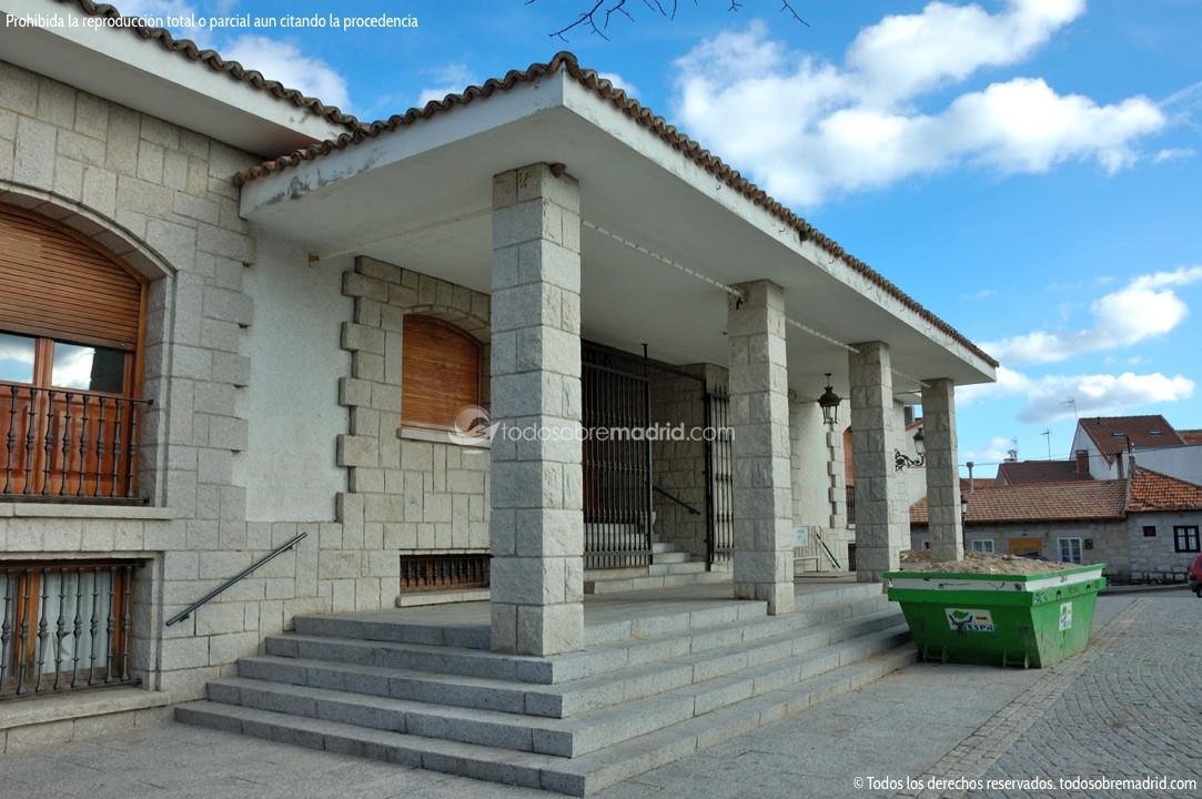 Centro Cultural De Hoyo De Manzanares 4 Todosobremadrid Com