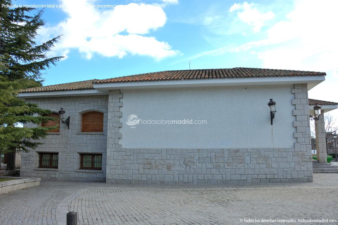 Centro Cultural De Hoyo De Manzanares 8 Todosobremadrid Com