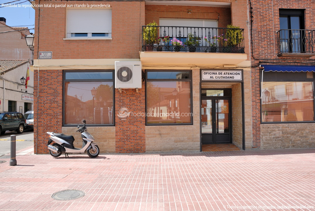 Oficina de atenci n al ciudadano en humanes de madrid for Oficinas atencion al ciudadano madrid