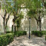 Foto Jardín de la Iglesia de Humanes de Madrid 3
