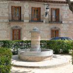 Foto Jardín de la Iglesia de Humanes de Madrid 4