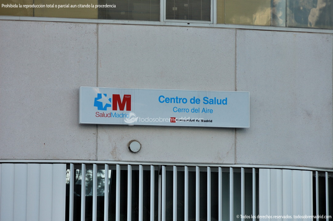 Centro de salud cerro del aire majadahonda - Centros de jardineria madrid ...