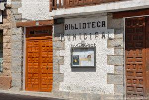 Foto Biblioteca Municipal de Manzanares el Real 6