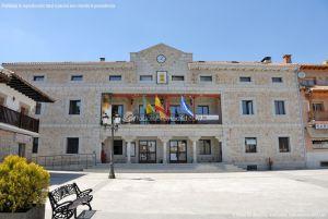 Foto Ayuntamiento Manzanares el Real 1