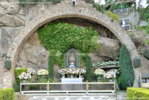 Foto Gruta de Nuestra Señora de Begoña 15