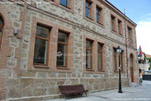 Foto Antiguas Escuelas en Miraflores de la Sierra 5