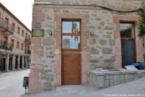 Foto Antiguas Escuelas en Miraflores de la Sierra 9