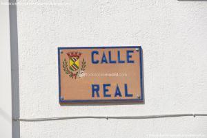 Foto Calle Real de Miraflores de la Sierra 1
