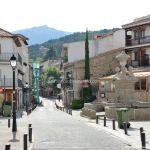 Foto Calle Mayor de Miraflores de la Sierra 2