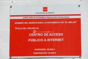 Foto Centro de Acceso Público a Internet de El Molar 1