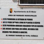 Foto Parque infantil en El Molar 1