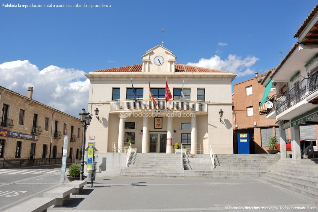 Ayuntamiento el molar for Canal isabel ii oficina virtual