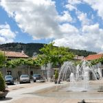 Foto Plaza de la Constitución de Moralzarzal 9