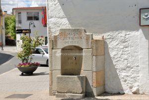 Foto Fuente 1888 en Moralzarzal 4