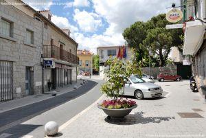 Foto Plaza de la Fragua de Moralzarzal 2