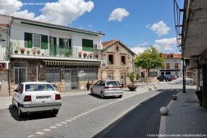 Foto Plaza de la Fragua de Moralzarzal 4