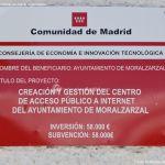 Foto Centro de Acceso Público a Internet de Moralzarzal 1
