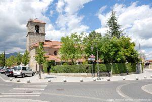 Foto Iglesia de San Miguel Arcángel de Moralzarzal 5