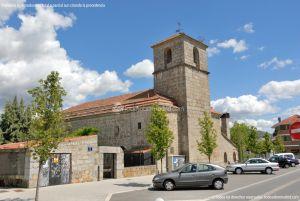 Foto Iglesia de San Miguel Arcángel de Moralzarzal 47