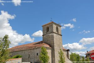 Foto Iglesia de San Miguel Arcángel de Moralzarzal 49