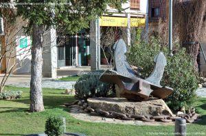 Foto Escultura Ancla 1