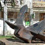 Foto Escultura Ancla 3