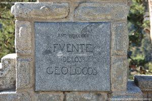 Foto Fuente de los Geólogos 3